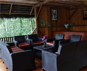 Caiman Lodge Lounge
