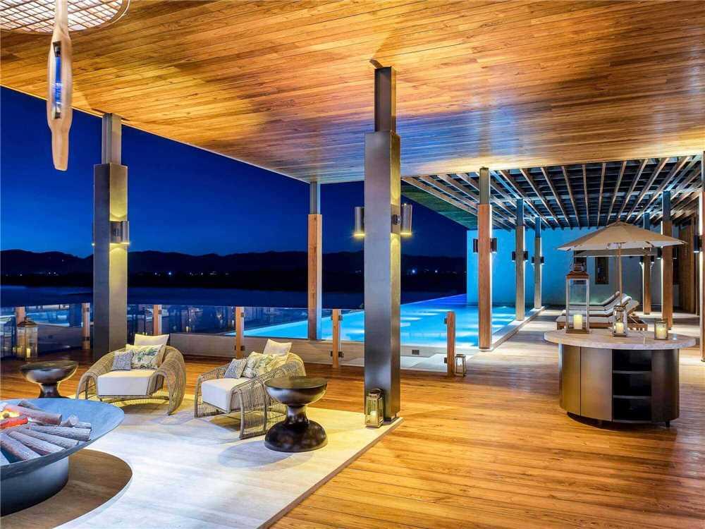 Sofitel Inle Lake Myat Min Pool