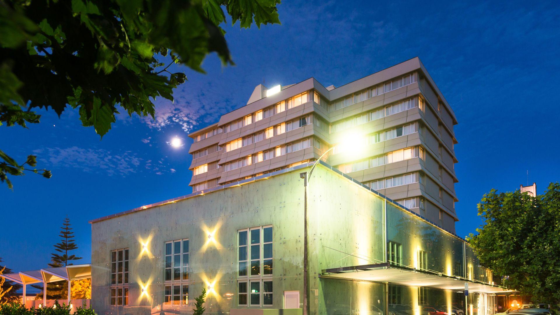 Rutherford Hotel Außenansicht