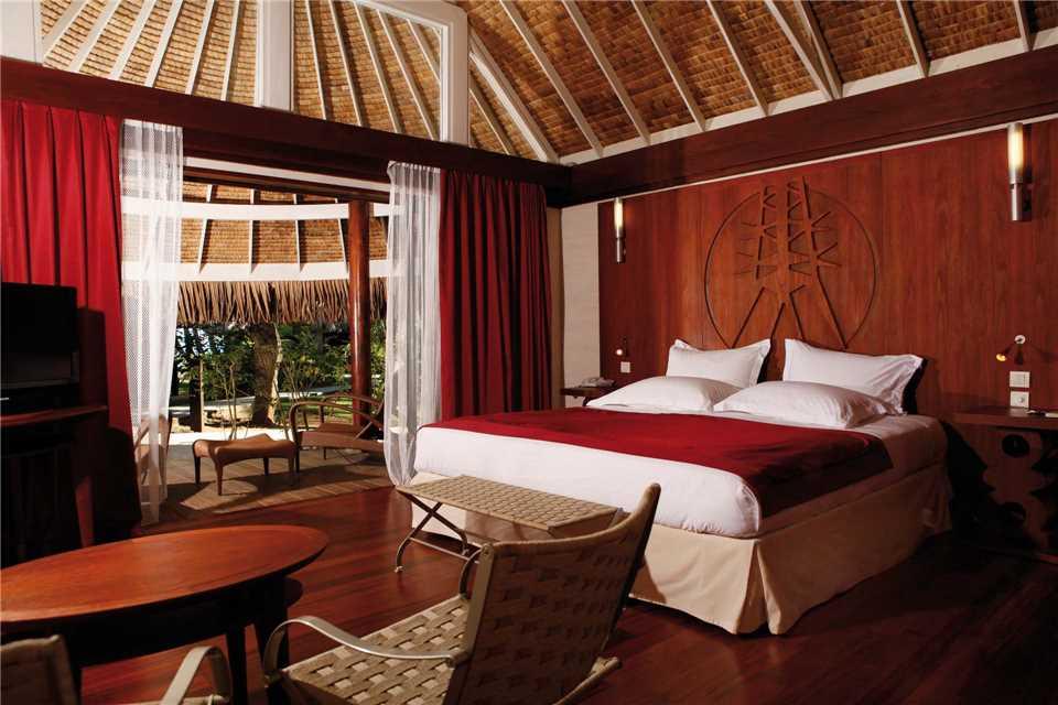 Sofitel Bora Bora Marara Beach Resort Doppelzimmer