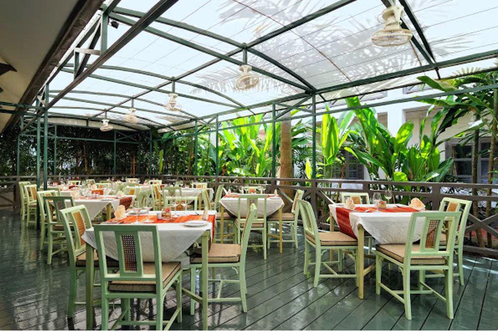 Villa Maly Restaurant