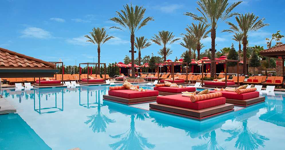 Golden Nugget Lake Charles Hotel & Casino Pool