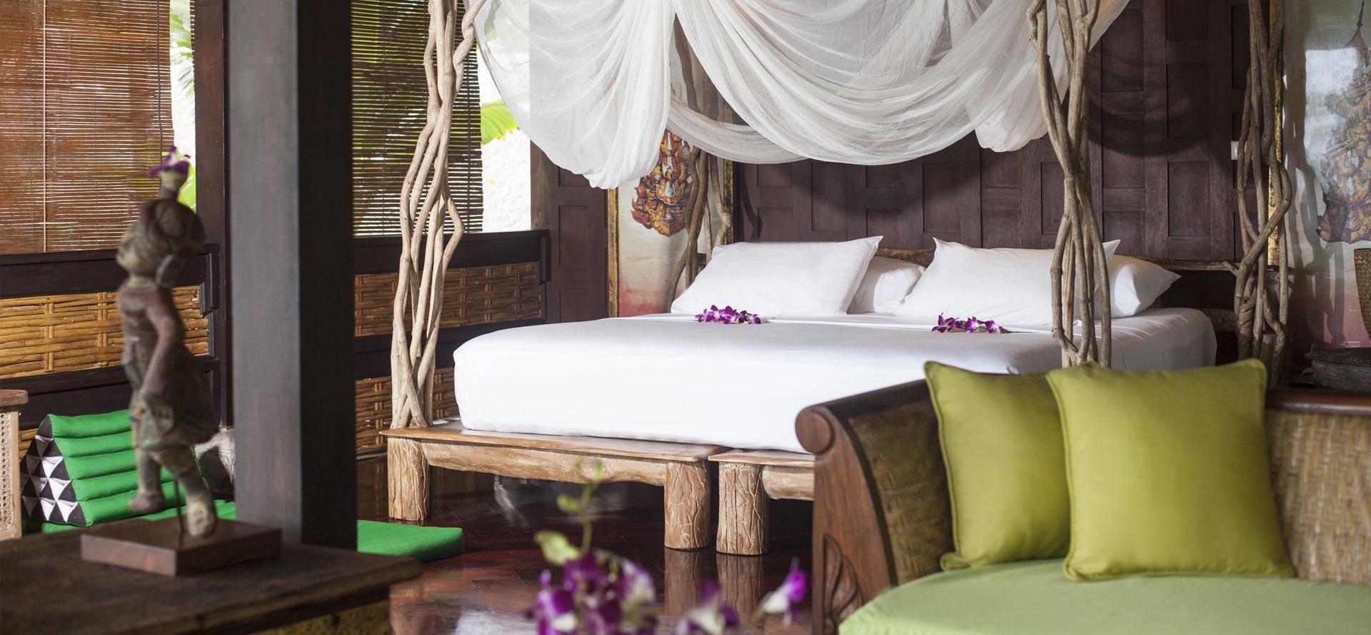 Koyao Island Resort Zimmer