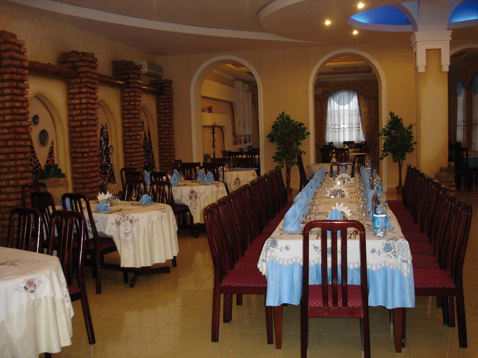 Asia Khiva Restaurant