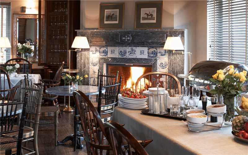 Restaurant Aegli Arachova