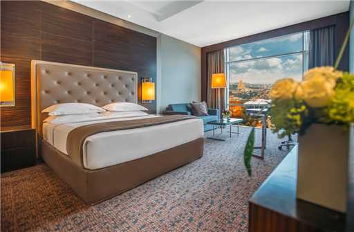 The Biltmore Tbilisi Hotel Doppelzimmer