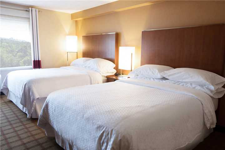 Four Points by Sheraton Winnipeg International Airport Queen-Guestroom