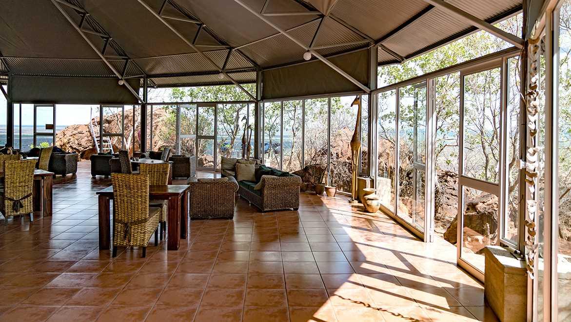 Waterberg Plateau Lodge Restaurant