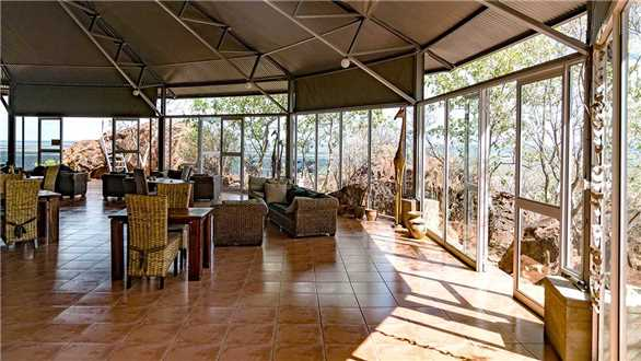 Waterberg Plateau Lodge Restaurant