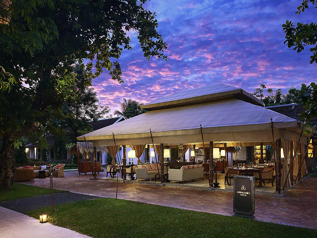 Sofitel Luang Prabang Restaurant Governors Grill