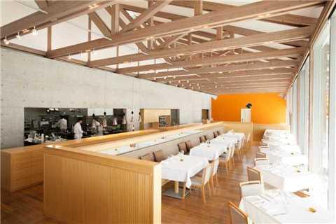 Benesse Art Site Naoshima Restaurant