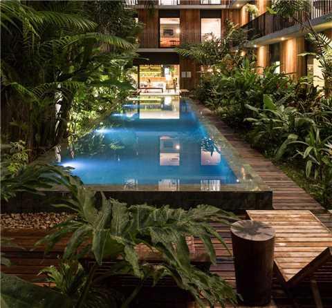Villa Amazonia Pool