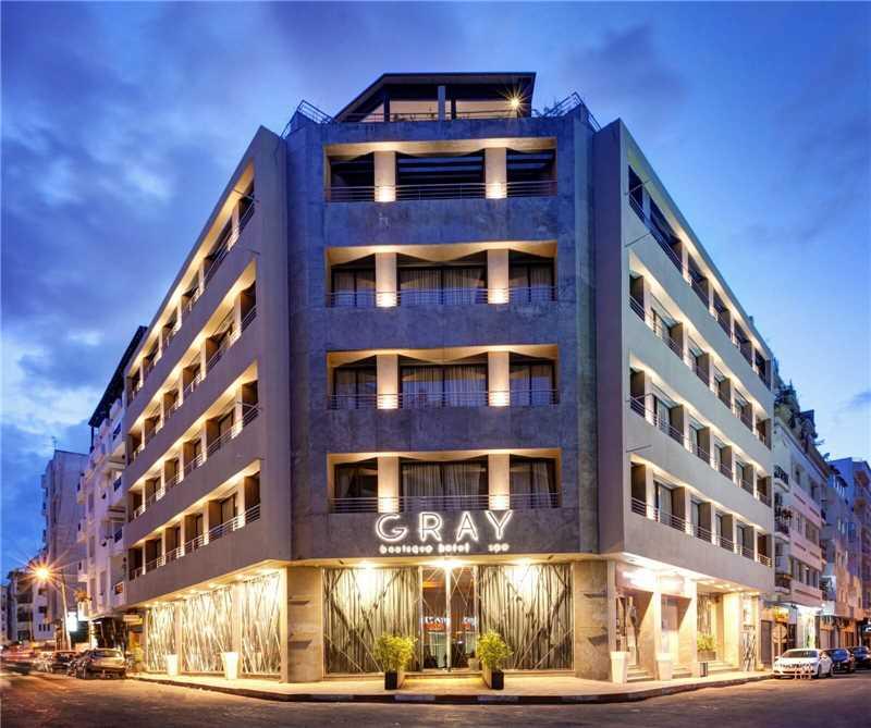 Gray Boutique Hotel & Spa Außenansicht