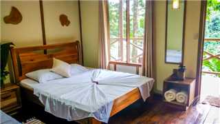 Rios Tropicales Lodge Doppelzimmer