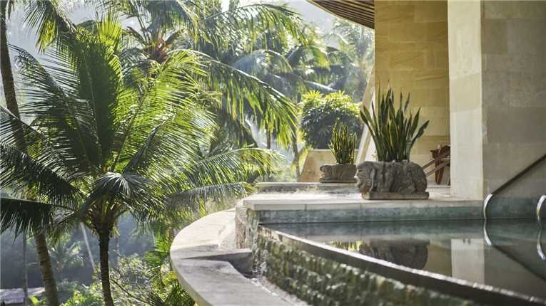 Four Seasons Resort at Sayan Spa