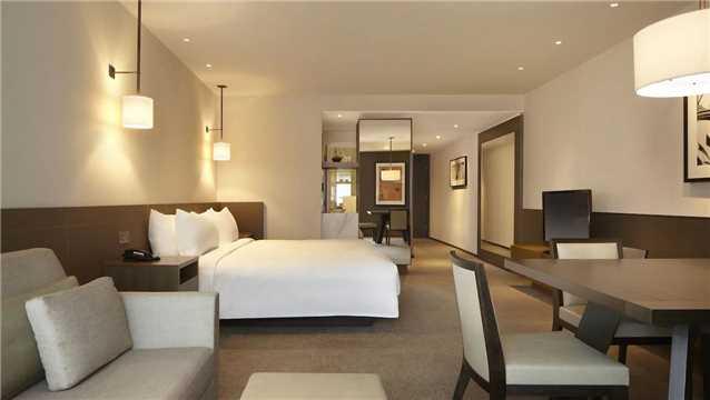 Park Hyatt Sydney Doppelzimmer