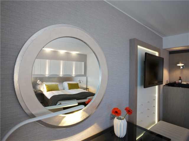 Radisson Blu Airport Hotel Standard Zimmer