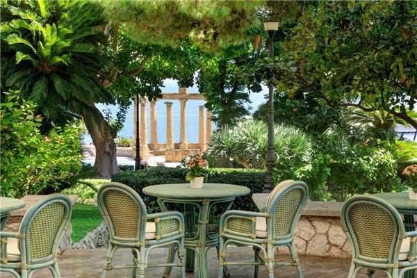 Grand Hotel Villa Igiea Terrasse