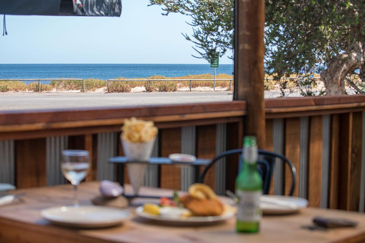 Ecopia Retreat Restaurant