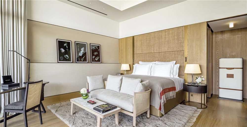 Bvlgari Hotel & Resorts Doppelzimmer