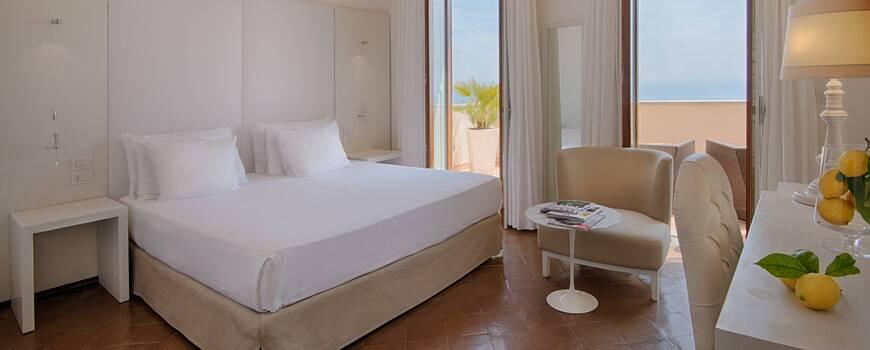 NH Collection Grand Hotel Convento di Amalfi Doppelzimmer