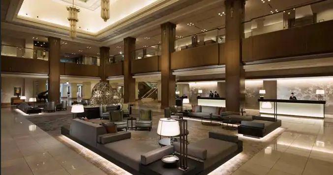 Hilton Odawara Resort & Spa Lobby