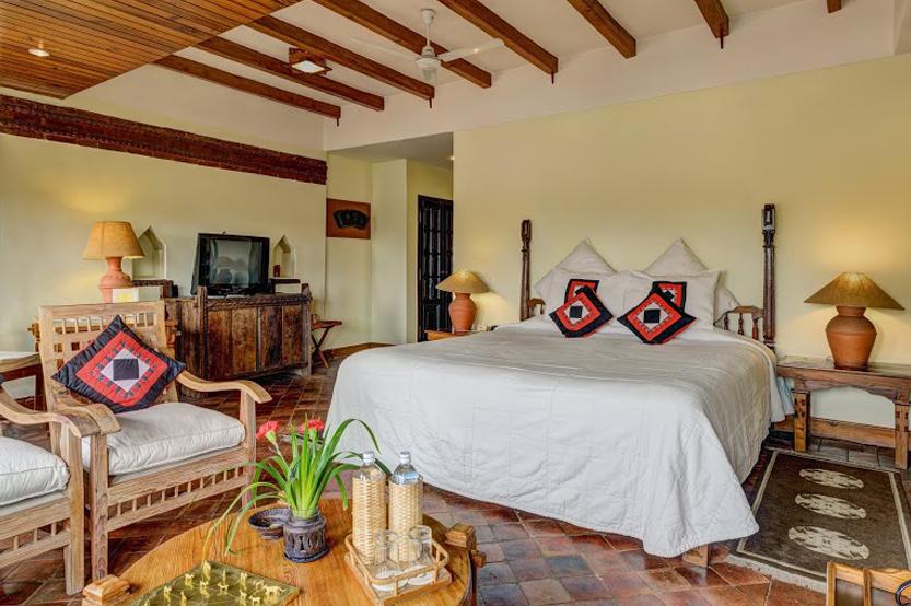 The Dwarikas Hotel Deluxe Suite