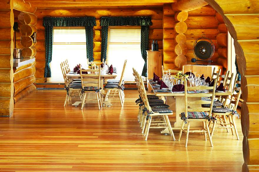Echo Valley Ranch & Spa Restaurant