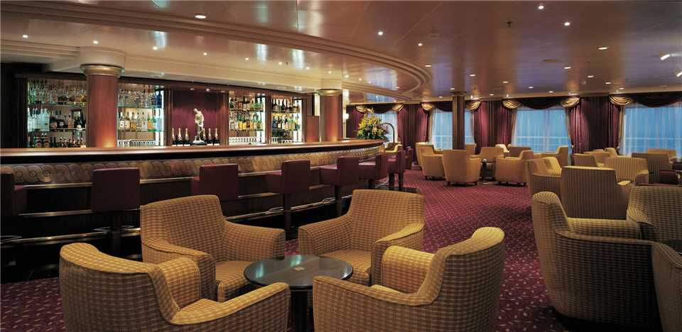 Silversea Cruises Silver Shadow Bar