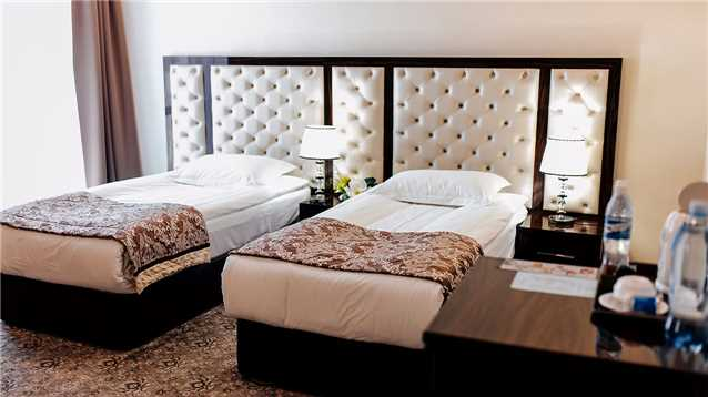 Hotel Plaza Doppelzimmer