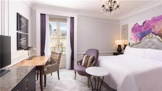 Hotel Maria Christina Doppelzimmer