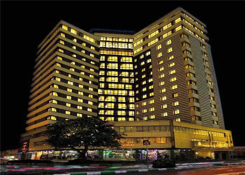 Sinoor Grand Hotel Außenansicht