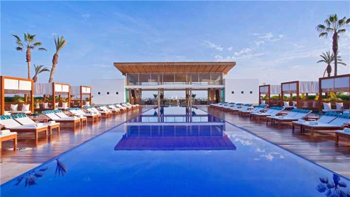 Hotel Paracas Resort Pool