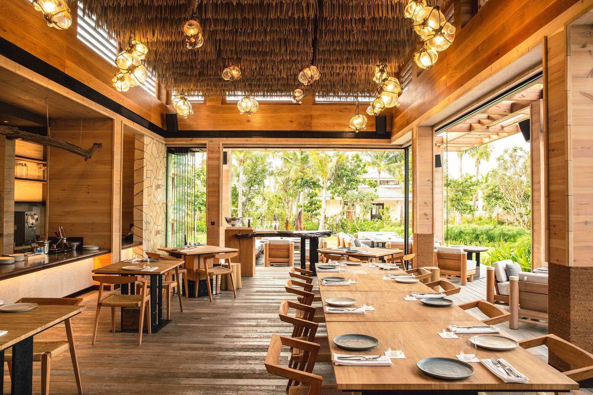 Waldorf Astoria Maldives Restaurant