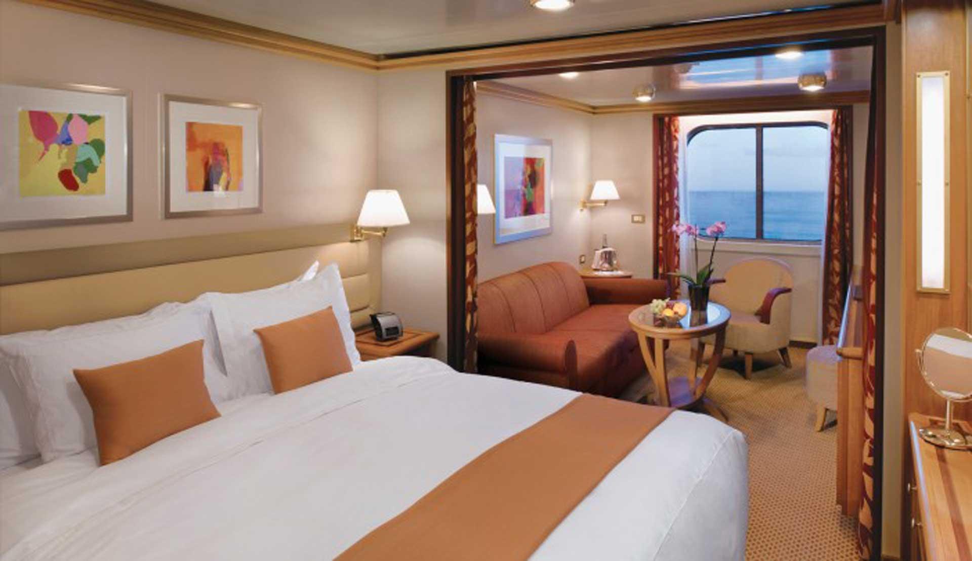 Silversea Cruises Silver Shadow Doppelkabine