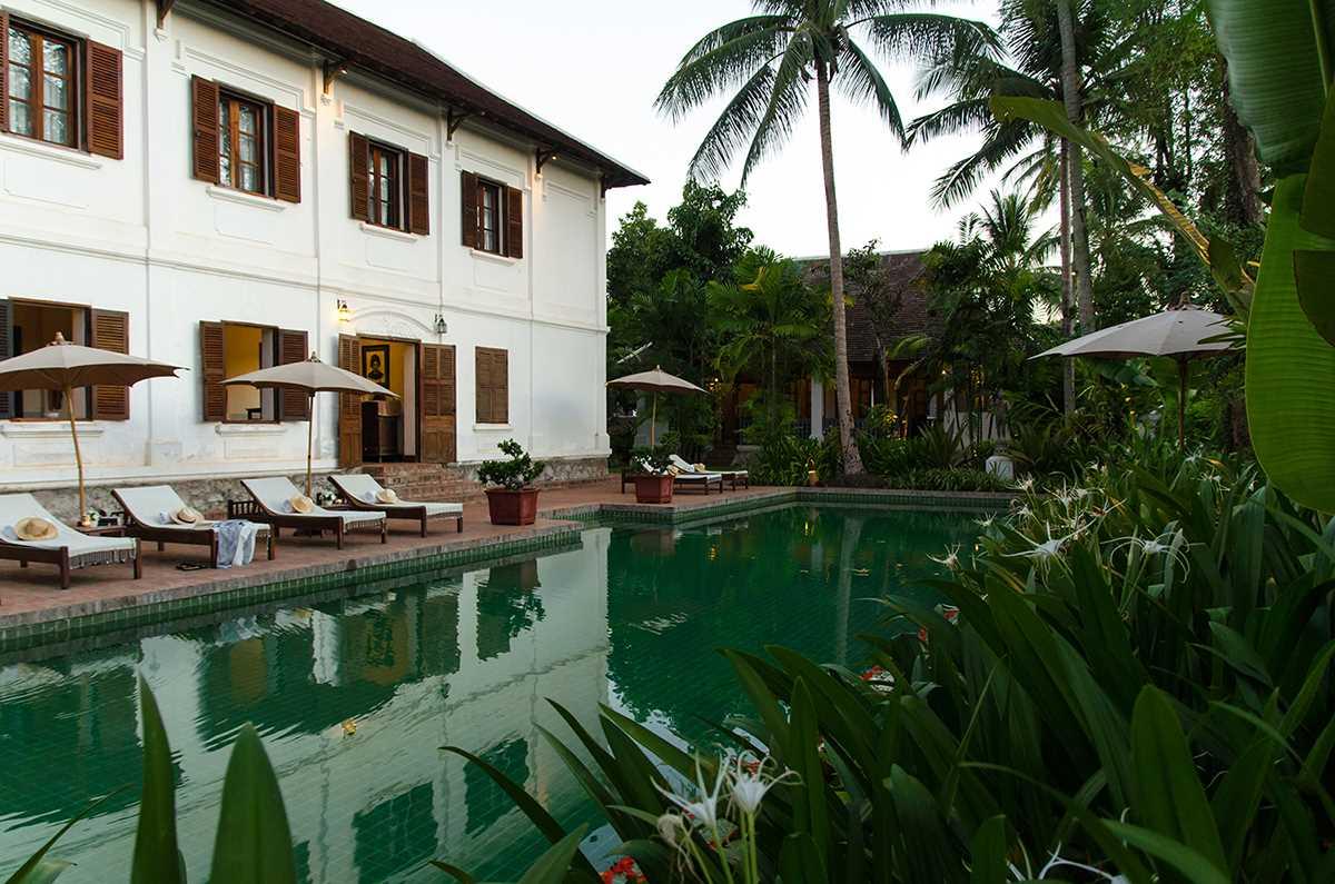 Satri House Pool