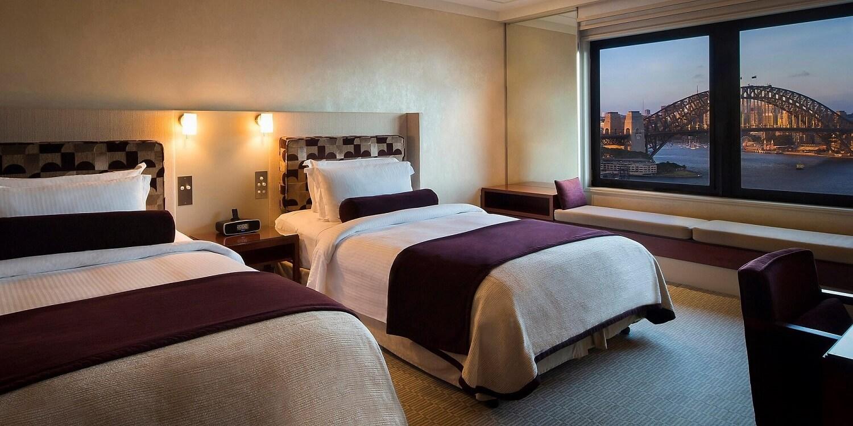 InterContinental Sydney Zweibettzimmer