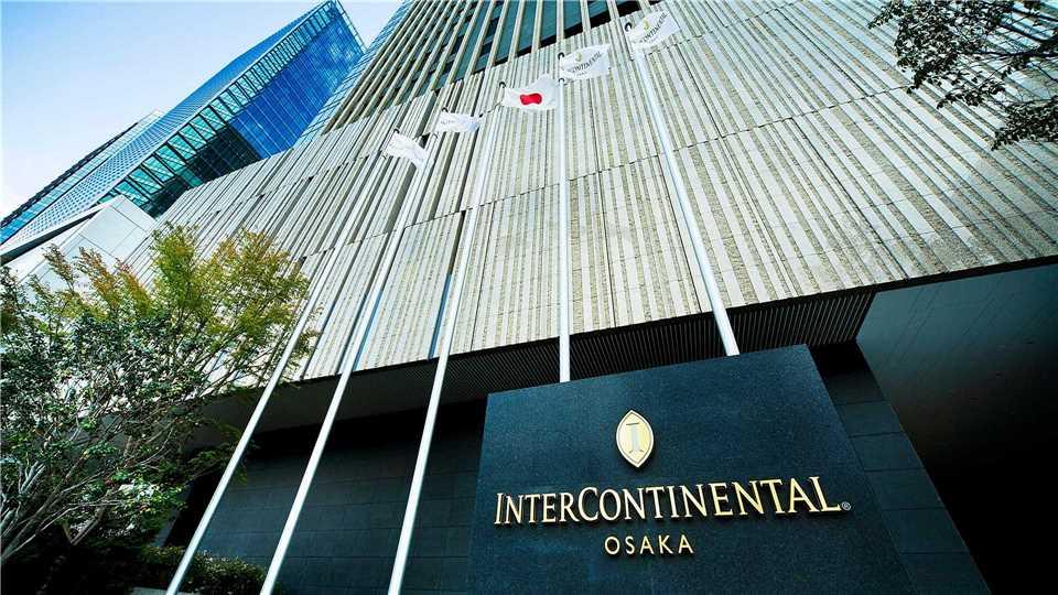 InterContinental Osaka Hotelansicht