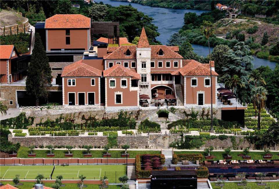 Six Senses Douro Valley Hotelansicht