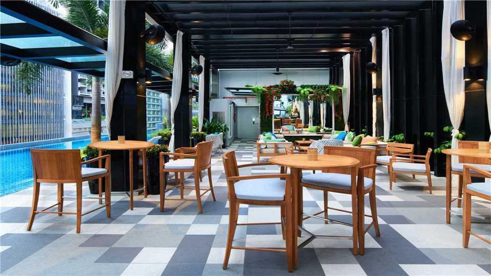 SO Sofitel Singapore Bar
