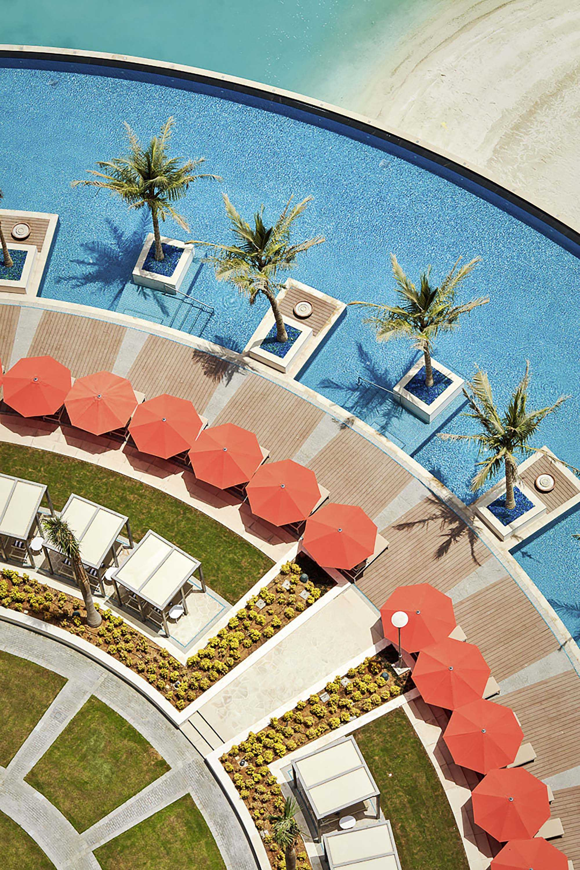 Grand Hyatt Abu Dhabi Hotel & Residences Emirates Pearl Pool