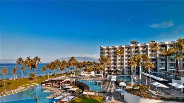 Andaz Maui at Wailea Resort Außenansicht
