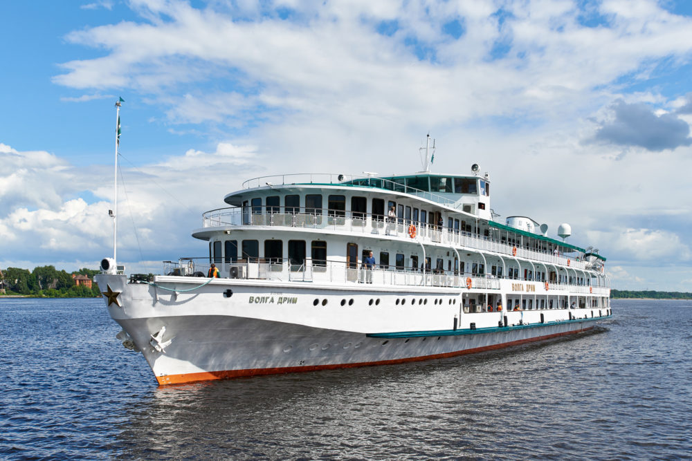 Volga Dream Schiffansicht