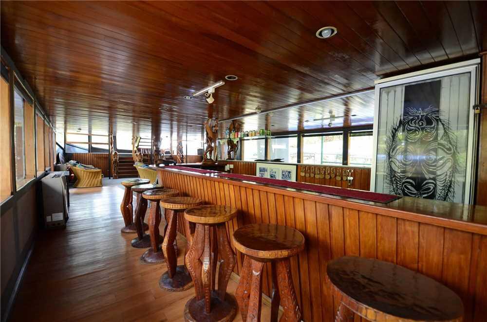 MV Sepik Spirit Bar