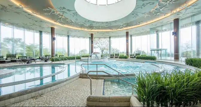 Hilton Odawara Resort & Spa Pool