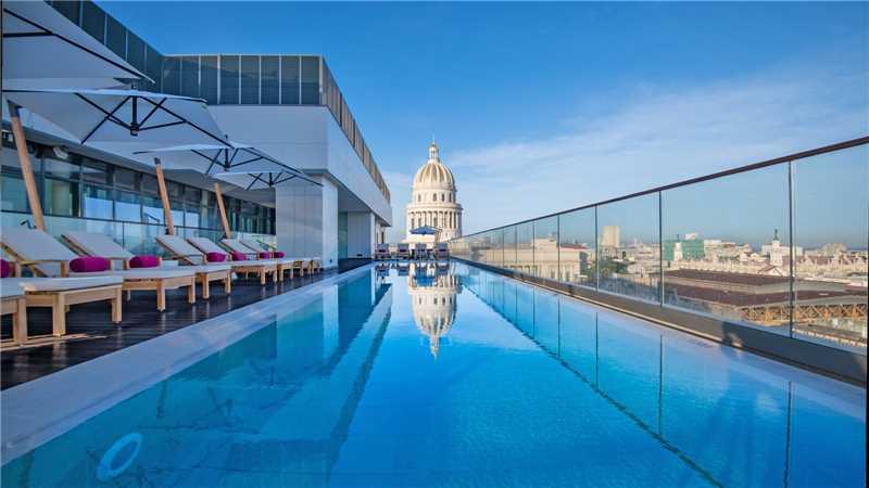 Gran Hotel Bristol La Habana Pool
