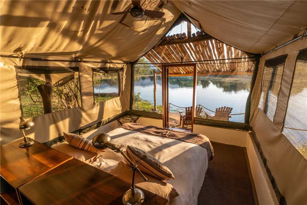 Chongwe River Camp Doppelzimmer