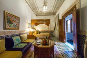 Riad Myra Doppelzimmer