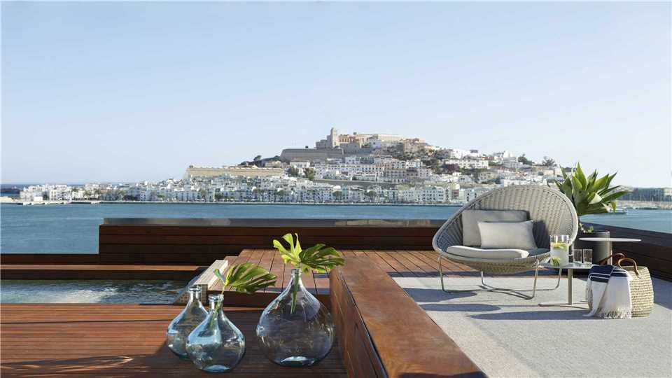 Ibiza Gran Hotel Terrasse