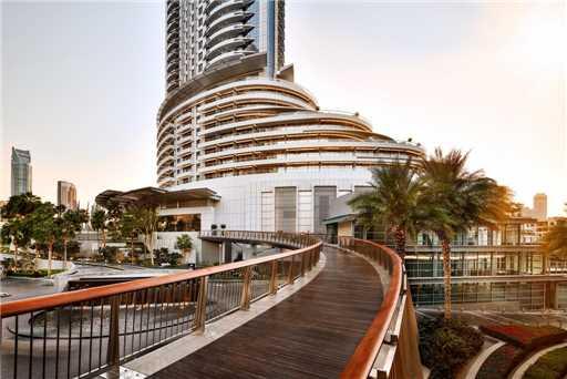 The Address Downtown Dubai Aussenansicht